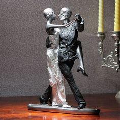 Accents Dancing Couple Figurine,Statues & Sculptures