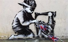 Banksy colpisce ancora