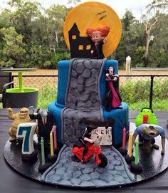Hotel Transylvania 2 cake                                                                                                                                                     More