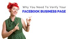 In this short video I'm gonna show you how to verify your local business page on Facebook. Business Inspiration, Business Ideas, Boss Me, Facebook Business, Business Pages, Verify, Accounting, Crochet Hats, Social Media