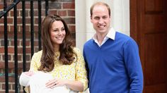 Duchess Kate glows in yellow floral dress for royal princess debut