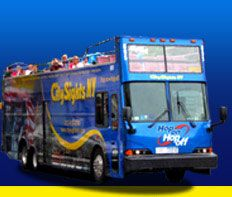 Hop On Hop Off - CitySights NY. New York Tours and Attractions...fun way to see a lot of NY