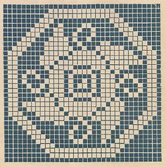 oud borduurpatroon sentimentalbaby.blogspot.nl cross stitch point de croix