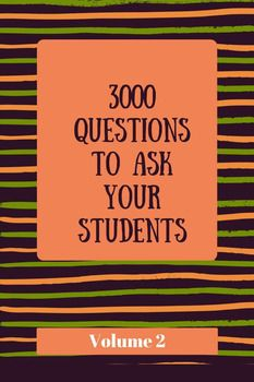 This document of 3K Speaking questions is for teachers and ESL students who want to develop their speaking skills.It contains 3 000 questions (150 hangouts). Themes can be found in contents.The content is based on the bank of the questions from http://www.esldiscussions.com/.