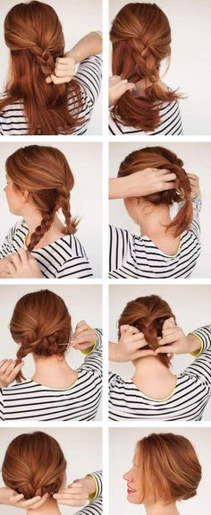 237 Best Party Hairstyles For Girl Images Hairstyle Tutorials