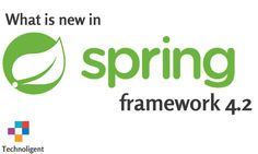 What is New in #Java Spring Framework 4.2? We are very well know about java spring framework updates and how they works, but do you know about spring framework 4.2 for java platform? If not then lets see about it in brief.
