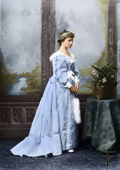 Princess Alix of Hesse 1887 by tashusik on DeviantArt