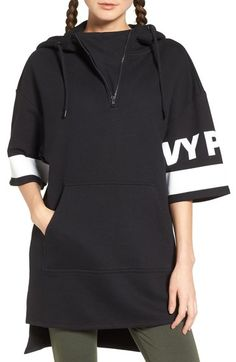 57fd4a81c5e IVY PARK® Logo Sleeve Hoodie available at  Nordstrom Ivy Park Hoodie