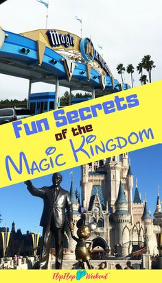 Walt Disney World is full of hidden details and amazing Disney secrets. Experience a bit more Disney magic than the average tourist by not missing out on some of these hidden Disney details and secrets at the Magic Kingdom. Disney Secrets, Disney World Tips And Tricks, Disney Tips, Disney Magic, Disney World Parks, Walt Disney World Vacations, Disney World Resorts, Disney Travel, Disney Vacation Planning