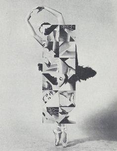 Jordan Clark dancer collage