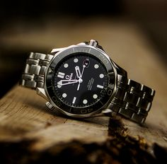 """omegaforums: """"Vintage Omega Seamaster Professional Ceramic Diver Powered By Co-Axial Calibre Circa 2013 """" Omega Seamaster Quartz, Omega Seamaster Diver 300m, Omega Seamaster Automatic, Omega Speedmaster, Big Watches, Best Watches For Men, Luxury Watches, Cool Watches, Rolex Watches"""
