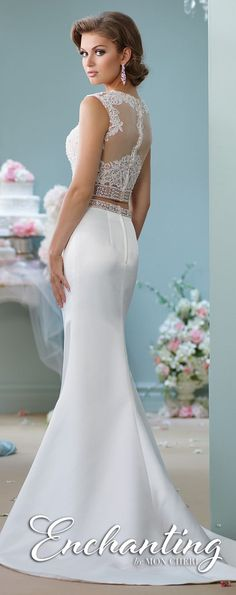 Your pick of the most stunning spring wedding dresses | CHWV