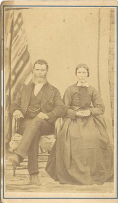 Barend Petrus van den Berg and his wife. He was a veteran of the Battle of Bloodriver, and his father was one of the men killed with Piet Retief at KwaMatiwane Family Names, Family Photos, Family Research, Man Kill, Genealogy Research, Family Crest, African History, Cute Images, Cape Town
