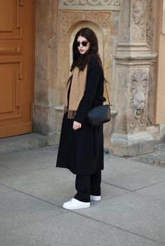 H / Laura Matuszczyk: fave Hugo Boss pants