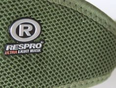 RESPRO® ULTRALIGHT™ SPORTS FACE MASK, to breathe more easily in hot, humid conditions. #respro