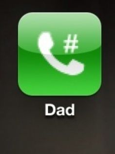 Speeddialing on I-Phone