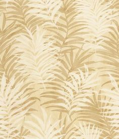 The Wallpaper Company 56 sq. Beige Tropical Leaves Wallpaper - The Home Depot Beige Wallpaper, Classic Wallpaper, Cool Wallpaper, Leaves Wallpaper, Wallpaper Borders, Wallpaper Companies, Wallpaper Samples, Colonial Furniture, Prepasted Wallpaper