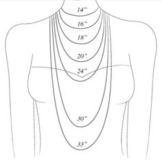DIY Jewelry Legendary Beads: Anchor Bracelet, various other tutorials Necklaces length. Good to know!- Great for helping DIY jewelry making.- Jewelry Making Do It Yourself Jewelry, Bijoux Diy, Necklace Lengths, Necklace Sizes, Necklace Chain, Necklace Length Chart, Necklace Guide, Initial Necklace, Bracelets