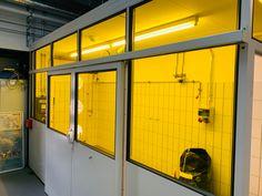 Gelblichtfolien für ein Spezial Labor in Dübendorf. Vielen Dank für den Auftrag. Folien Express GmbH Dietlikon Room, Furniture, Home Decor, Madness, Yellow, Bedroom, Decoration Home, Room Decor, Home Furnishings