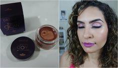 Apimentada: Maquiagem Dazzle com Glitter!