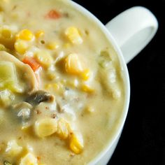 Corn Chowder and Ask Chef Dennis | A Culinary Journey With Chef Dennis