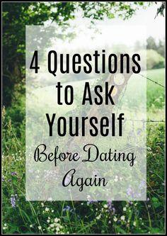 Should i start dating again quiz
