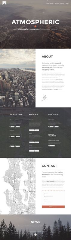 How Web Design Atmospheric by Jason Schuller  — Join the How Web...