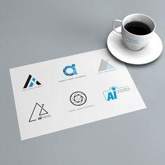 Werner Design, 2019, Logoentwicklung AI-Fotografie   Fotografie & Bildbearbeitung Corporate Design, Marken Logo, Logos, Tableware, Image Editing, Writing Paper, Business Cards, Creative, Dinnerware