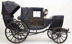 Carruagem de viagem da princesa Wilhelmine (1833)