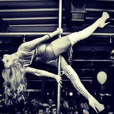 AerialBodies-Pole Dance