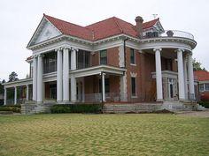 Frank Phillips House, Bartlesville, Oklahoma
