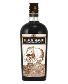 Black magic black spiced rum is my favorite mix with for Mix spiced rum with