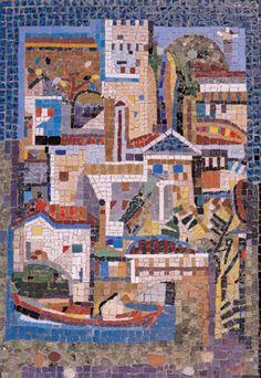Ζαχαρίου Φώτης – Fotis Zachariou [1909-2001]   paletaart – Χρώμα & Φώς