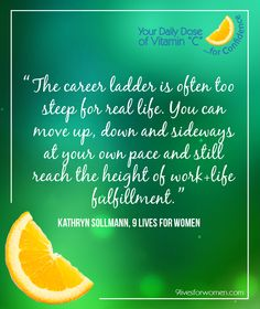#careers #confidence #quotes #vitaminc from 9 Lives for Women