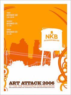 Art attack 2006