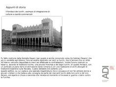 Venezia –luogo di incontri di culture trasversali da oriente a occidente