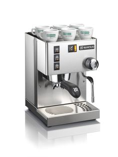 Rancilio Silvia V3 *2 Year Warranty* - Best Espresso Machine #giftpins