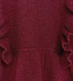 Bilde 4 fra KJOLE MED VOLANGER I SIDENE fra Zara Zara, Sweaters, Fashion, Moda, Fashion Styles, Sweater, Fashion Illustrations, Sweatshirts, Shirts