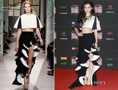 Angelababy In Balenciaga – 2012 Mnet Asian Music Awards