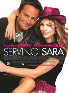 Serving Sara. Sorry Chandler not this time.