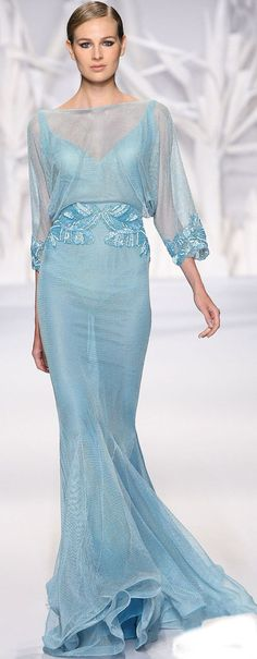 Abed Mahfouz Haute Couture, Fall/Winter 2013/2014!