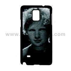 Galaxy Note 4 Durable Hard Case Design With Ed Sheeran