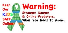 how online strangers could be luring your child into danger. from Socially Active.
