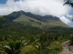 Mount Malindang is a complex volcano located in the province of Misamis Occidental in the southern island of Mindanao, Philippines.
