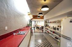Residencial Guida - Cozinha