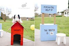 Decoração de festa infantil tema Snoopy: 40 ideias criativas! Mais