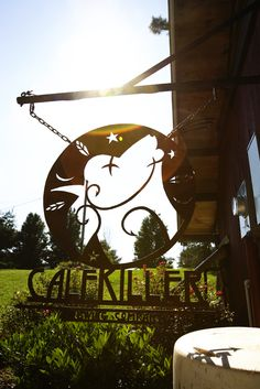 Calfkiller Brewing Company. Small Town. Small Batch. Sparta, Tennessee