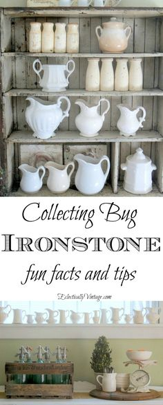 Collecting Ironstone