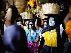 ¿Qué representa la celebración de Día de Muertos?