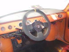 Sachsenring Trabant 601 Pick Up Umbau mit Wartburg Motor.